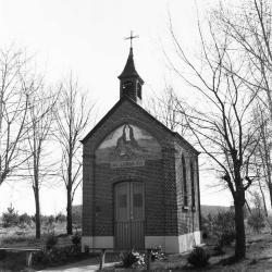 Kapel van Onze-Lieve-Vrouw van Lourdes, Marktstraat Belsele