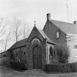 Kapel ter ere van de H. Amelberga, Haagdam  Bazel