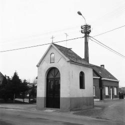 Kapel H. Barbara, Puchelstraat Vrasene