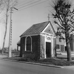Kapel Heilige Barbara, Kleemstraat Belsele