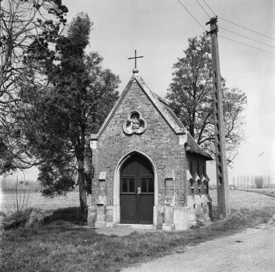 Kapel Sint-Jozef, Pastorijstraat Sint Pauwels