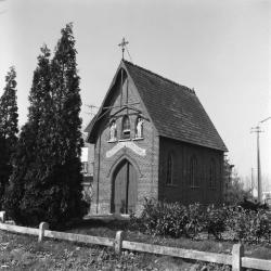 Kapel ter ere van Sint-Andries, Rozenlaan Belsele