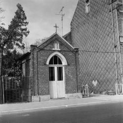 Kapel van Onze-Lieve-Vrouw van Lourdes, Regentiestraat Kemzeke