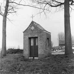 Kapel, Sint-Anna , Landbouwstraat Elversele