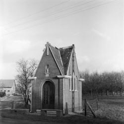 Kapel O. l. Vrouw. bescherming van de H. Amelberga, Brandstraat  Sint Niklaas
