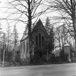 Kapel van Onze-Lieve-Vrouw van VII Weeën, Pontweg Elversele