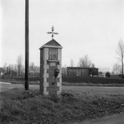 Kapel Heilige Barbara, Neerstraat Waasmunster