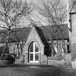 Kapel van O.-L.- Vrouw van Lourdes,Klein Laarstraat  Vrasene