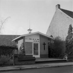 Kapel O. L. Vrouw, Burcht