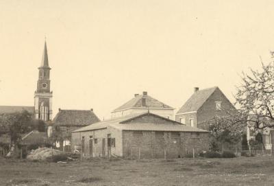 Diverse huizen in Doel anno 1965