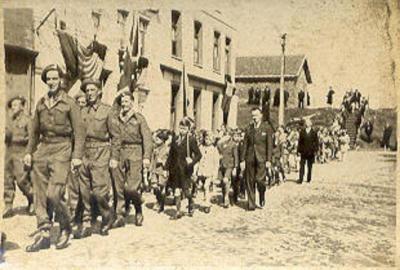 Bevrijdingsfeesten in 1945