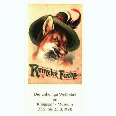Reynaerttentoonstelling 'Reineke Fuchs'