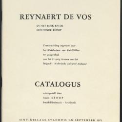 Reynaert de Vos in het boek en de beeldende kunst