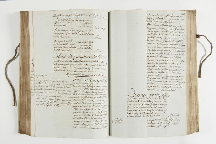 Register van staten van goed van de heerlijkheid Eksaarde.