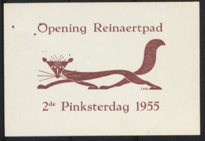 Opening Reinaertpad