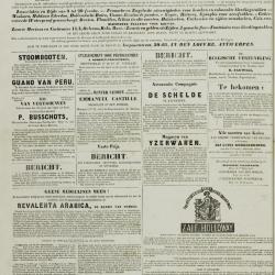 De Klok van het Land van Waes 07/01/1872