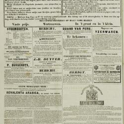 De Klok van het Land van Waes 09/06/1872