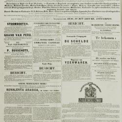 De Klok van het Land van Waes 21/01/1872