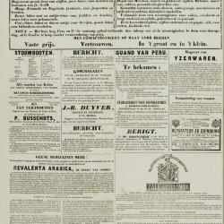 De Klok van het Land van Waes 28/04/1872