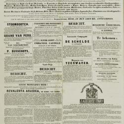 De Klok van het Land van Waes 04/02/1872