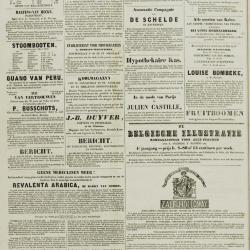 De Klok van het land van Waes 03/03/1872