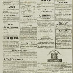 De Klok van het Land van Waes 18/08/1872