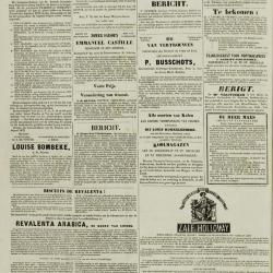 De Klok van het Land van Waes 01/09/1872