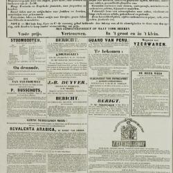 De Klok van het Land van Waes 07/07/1872