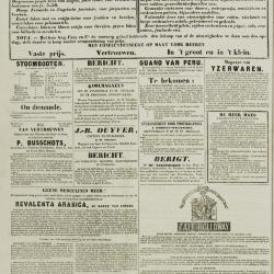 De Klok van het Land van Waes 23/06/1872