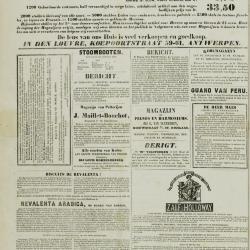 De Klok van het Land van Waes 24/11/1872