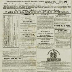 De Klok van het Land van Waes 19/01/1873