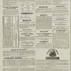 De Klok van het Land van Waes 16/02/1873