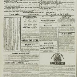De Klok van het Land van Waes 27/04/1873
