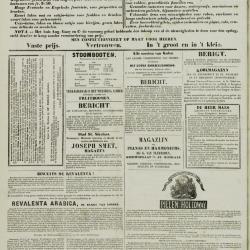 De Klok van het Land van Waes 13/04/1873