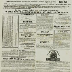 De Klok van het Land van Waes 02/02/1873