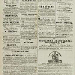 De Klok van het Land van Waes 25/02/1872