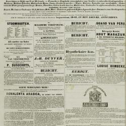 De Klok van het Land van Waes 07/04/1872