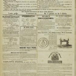 De Klok van het Land van Waes 22/06/1873