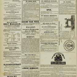 De Klok van het Land van Waes 31/08/1873