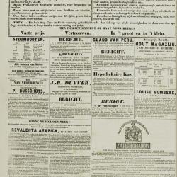 De Klok van het Land van Waes 21/04/1872
