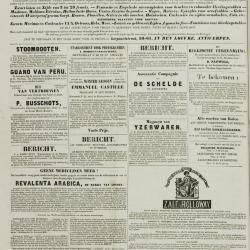 De KLok van het Land van Waes 28/01/1872