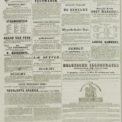 De Klok van het Land van Waes 24/03/1872