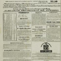 De Klok van het Land van Waes 01/12/1872
