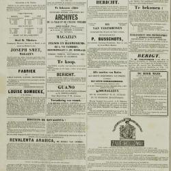De Klok van het Land van Waes 06/10/1872