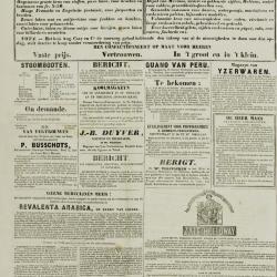 De Klok van het Land van Waes 30/06/1872