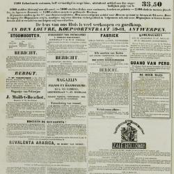 De Klok van het Land van Waes 17/11/1872