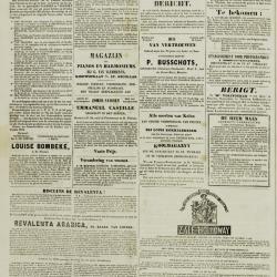 De Klok van het Land van Waes 08/09/1872