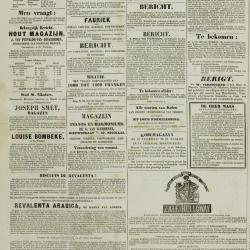 De Klok van het Land van Waes 03/11/1872