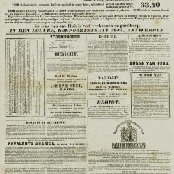 De Klok van het Land van Waes 26/01/1873