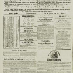 De Klok van het Land van Waes 06/04/1873